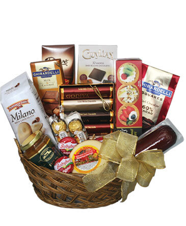 gift baskets mount pearl