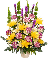 Funeral Flowers From ACCENT FLORIST Your Local Troy MI F
