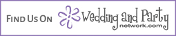 links to our wedding and party vendor profile