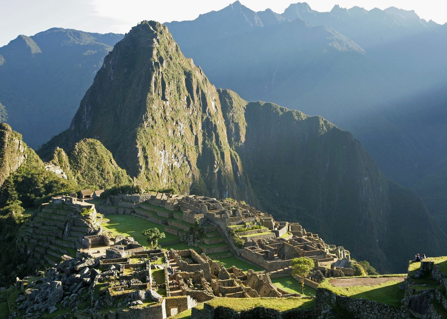 The Amazon Inca Trail Amp Machu Picchu