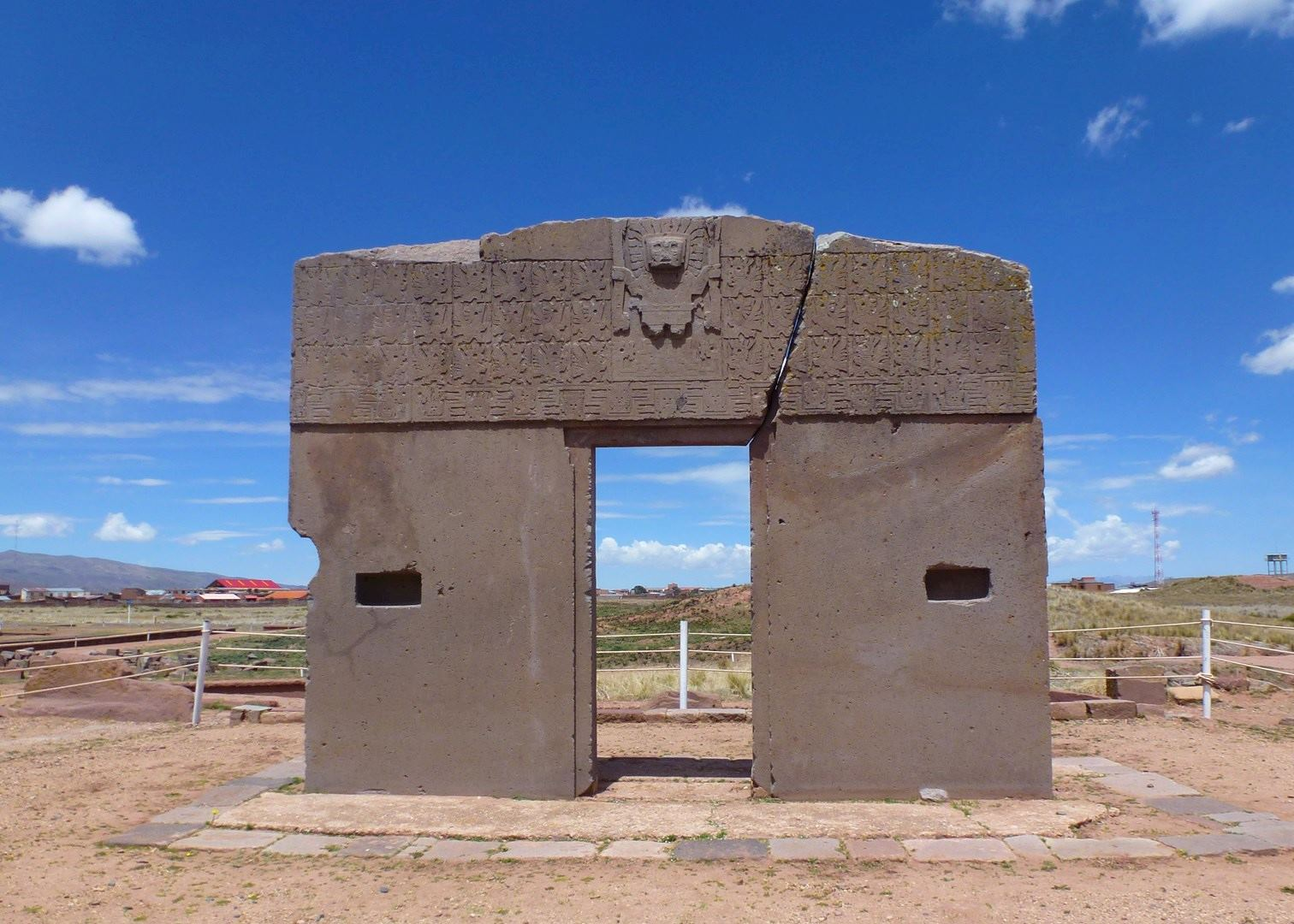 Tiahuanaco Ruins Excursion Bolivia Audley Travel