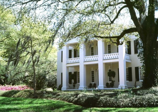 Plantation Homes Of Deep South Audley Travel