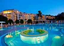 Images of Hilton Hotel in Bodrum Turkey