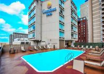 Comfort Inn Downtown Hotels In Memphis Audley Travel