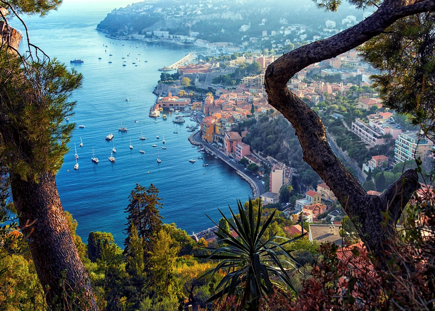 Private Boat Tour Of The Riviera Coastline From Saint Tropez Audley Travel