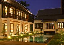 Le Sen Boutique Hotel Hotels In Luang Prabang Audley