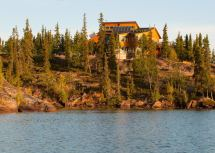 Blachford Lake Lodge Yellowknife Hotels Audley Travel