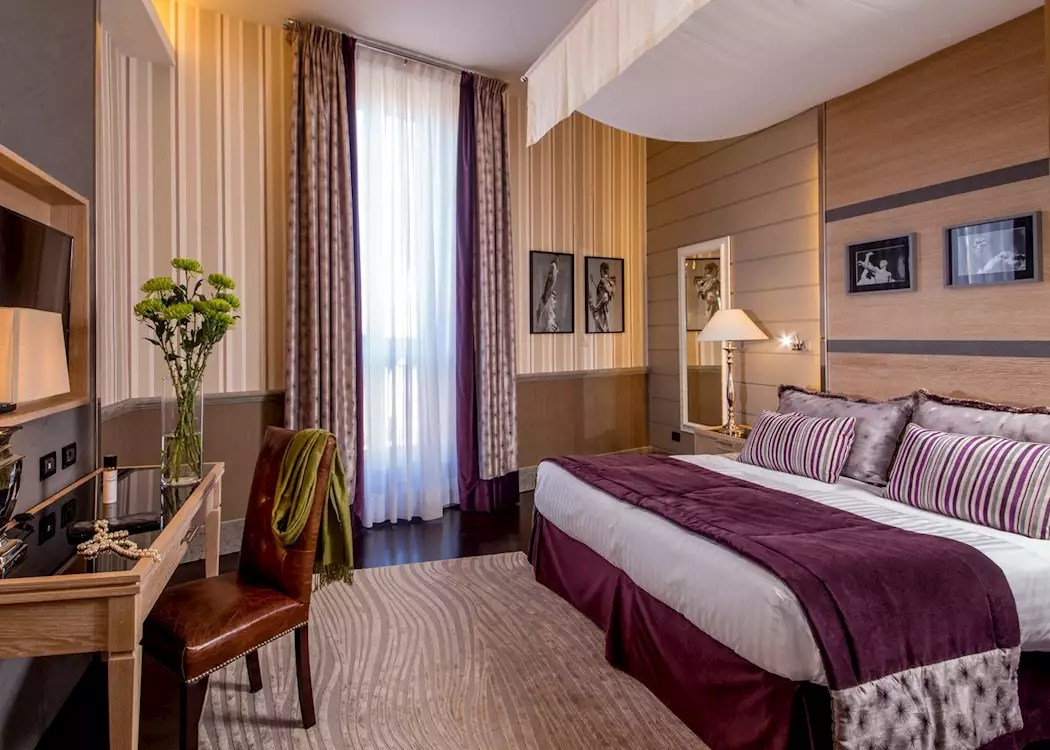 The Inn At The Spanish Steps Hotels In Rome Audley Travel
