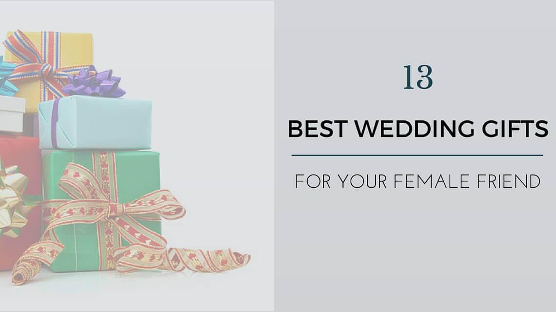 wedding gift ideas for