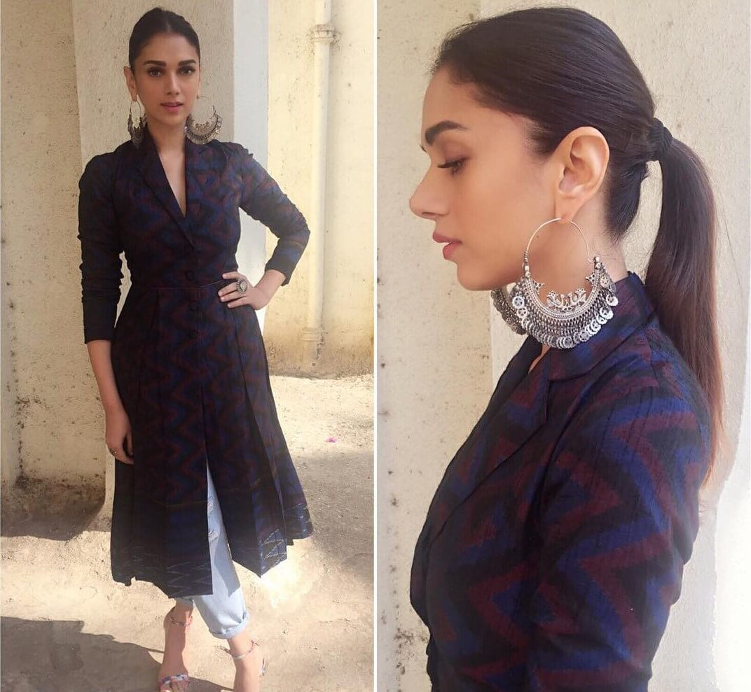 Bollywood Shows You How To Wear Earrings For The Next