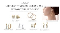 Different Types of Earring and Buying (Complete) Guide