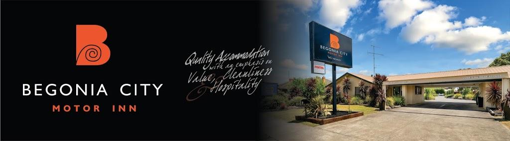 Begonia City Motor Inn Lodging 244 Albert St Sebastopol