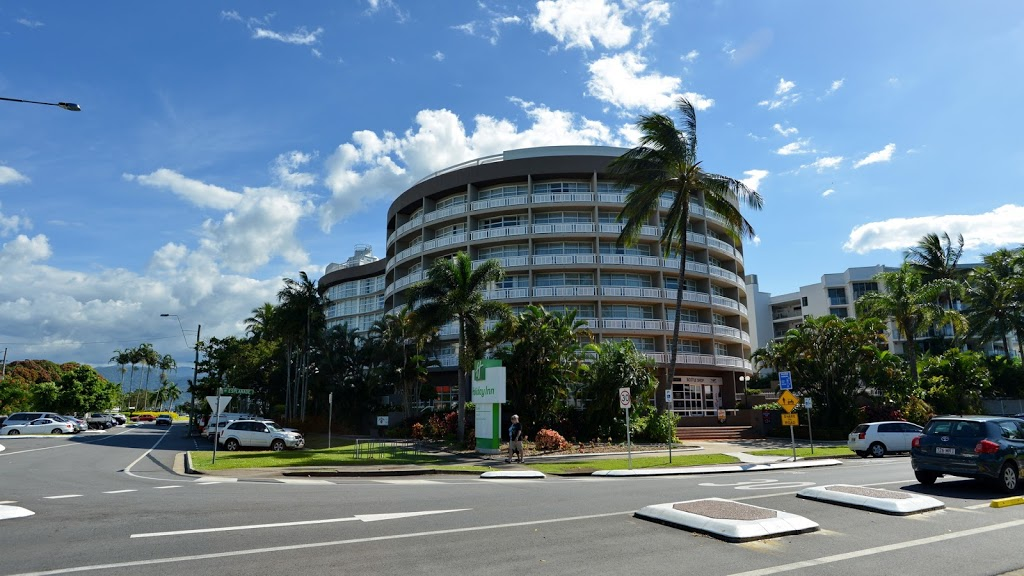 Holiday Inn Cairns Harbourside Lodging 209 217 The
