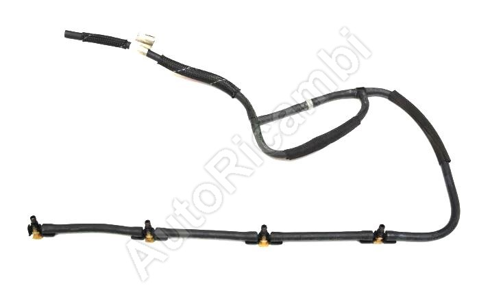 5801787826 Fuel bypass hose Iveco Daily, 3,0 EURO6 (diesel