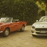 Fiat 124 Spider 50 Anni Fa L Italiana Che Fece Impazzire L America Auto It