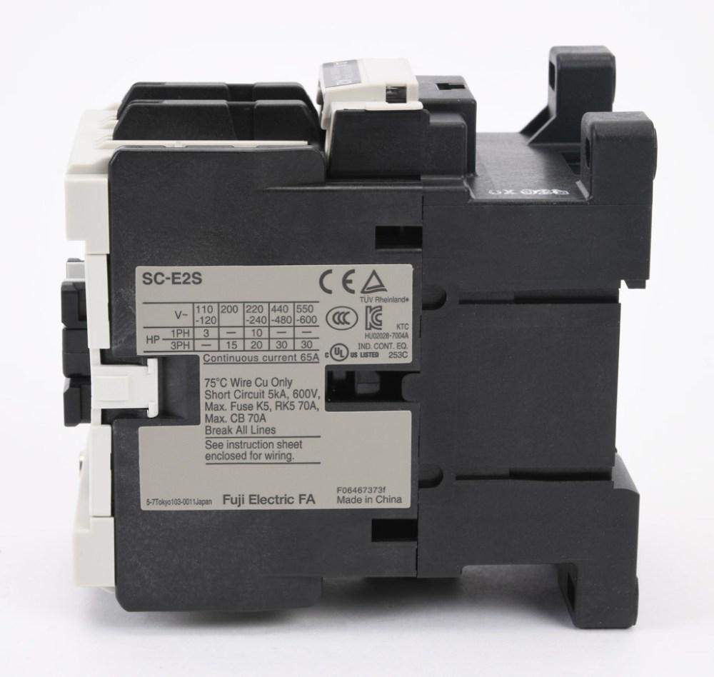 medium resolution of  sc e2s 110vac