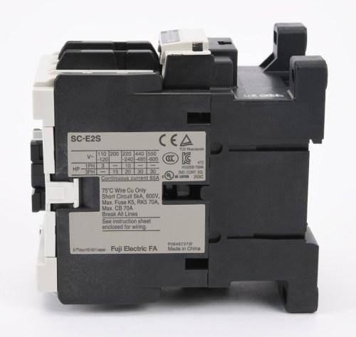 small resolution of  sc e2s 110vac