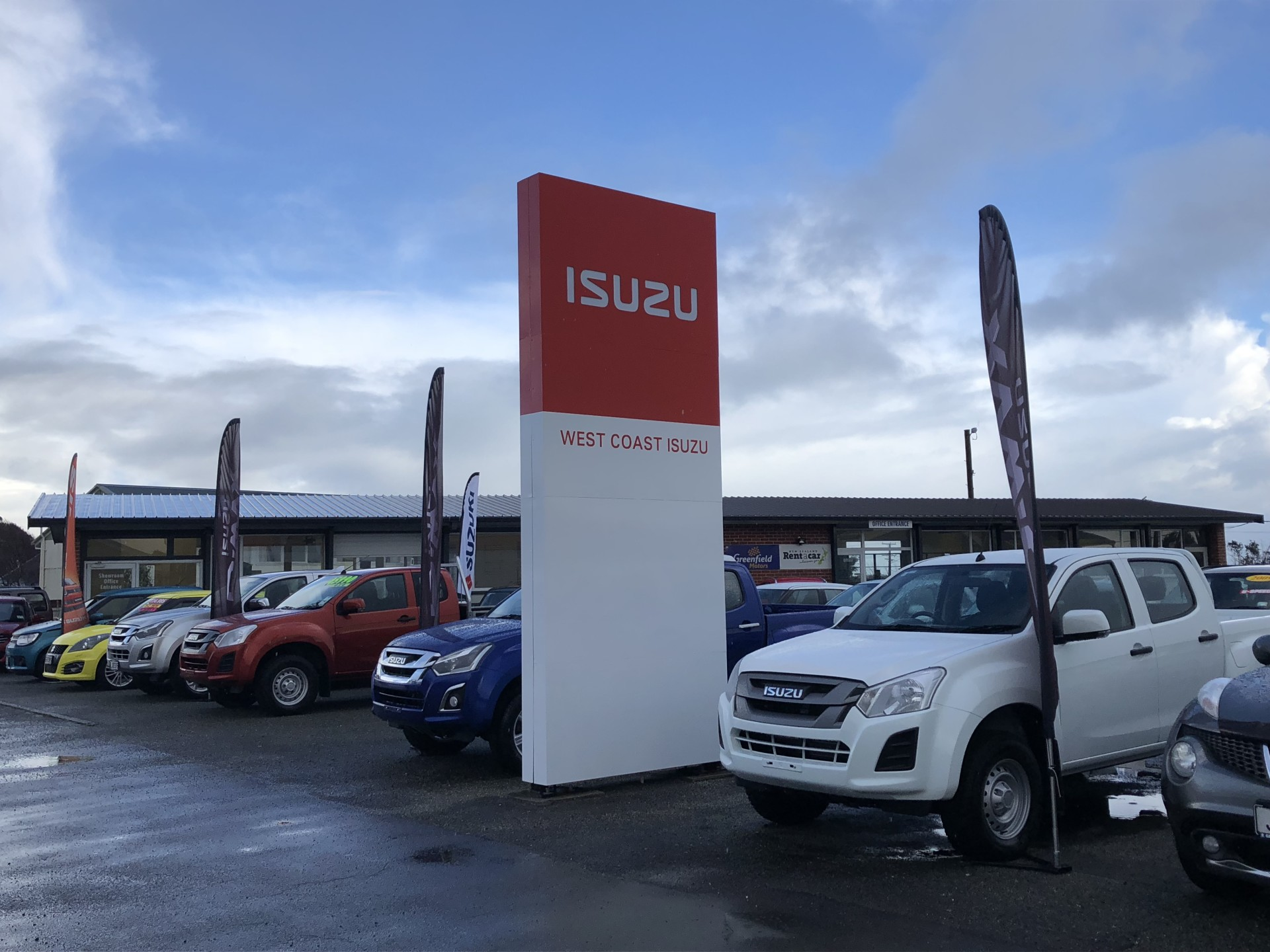 hight resolution of west coast isuzu greenfield motors is the isuzu dealer for the west coast supplying vehicles parts and service we have a large number of new cars and