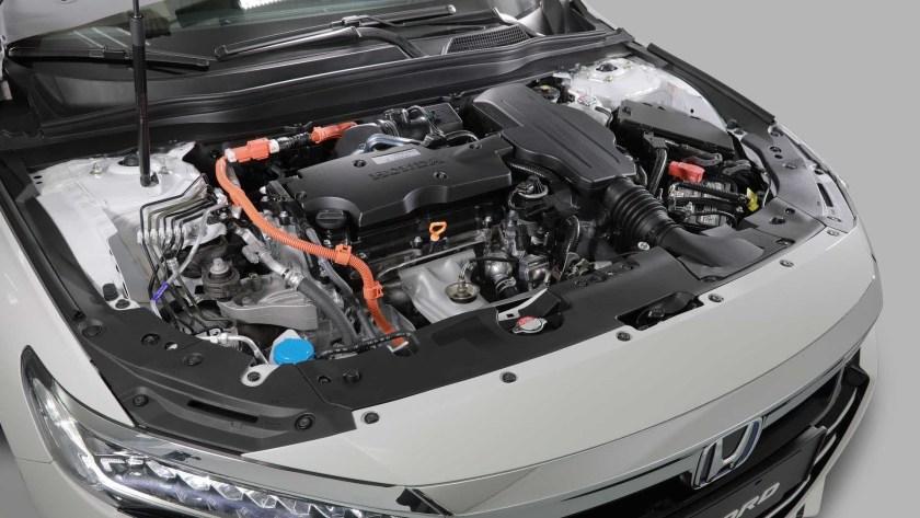 honda accord hybrid mechanical engine