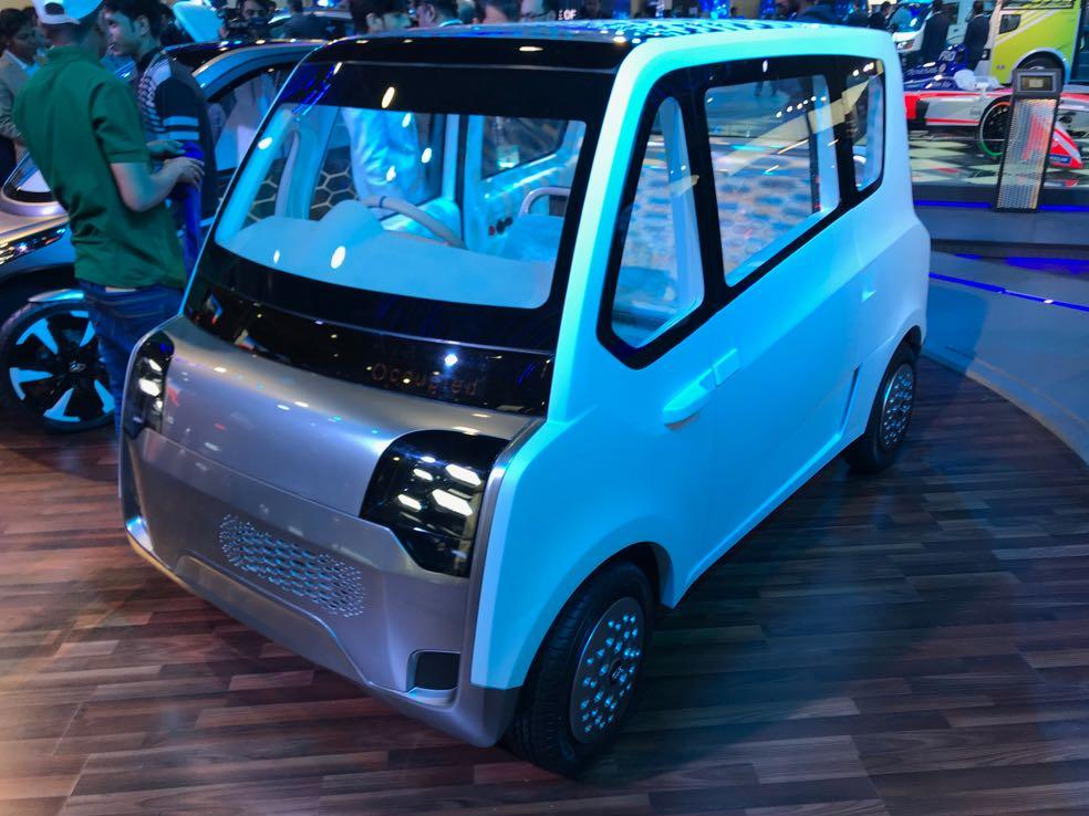 Mahindra Atom Electric Price In India Images Specs Mileage Autoportal Com