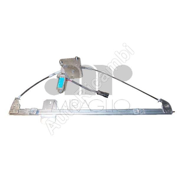 504173868 Mechanismus okna Iveco Daily 2000 elektrický