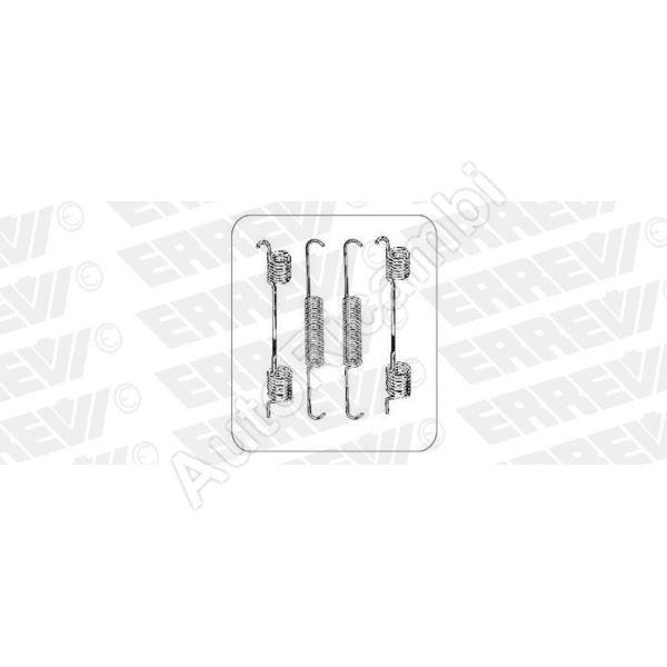 42538063 Strunky brzdových pakní Iveco EuroCargo 125E-180E