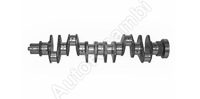 504350836 Crankshaft Iveco EuroCargo Tector 6 cylinder