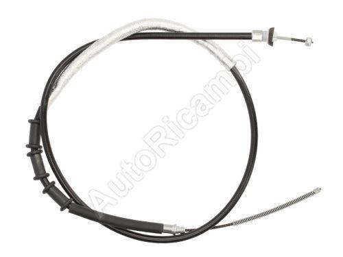 51868727 Brake cable Fiat Doblo 2010> L/R SWB ESP/ASR