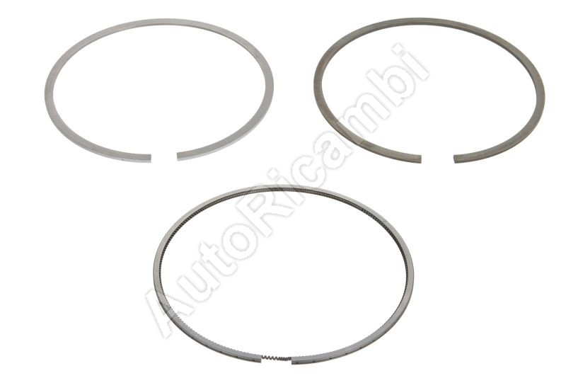 500055512 Piston rings Iveco Daily, Fiat Ducato 2,3 euro5