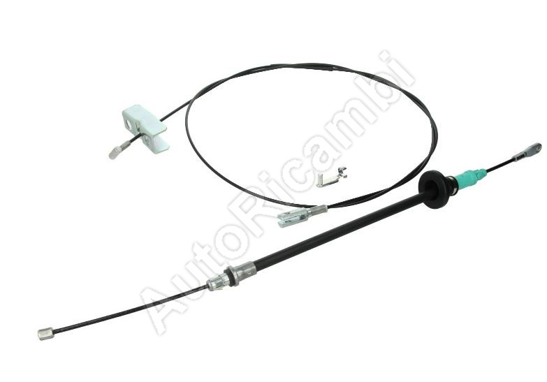 365300089R Hand brake cable Renault Trafic II- front 1643