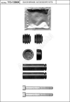 Vodítka brzdového strmeňa Iveco Daily, Fiat Ducato 63mm