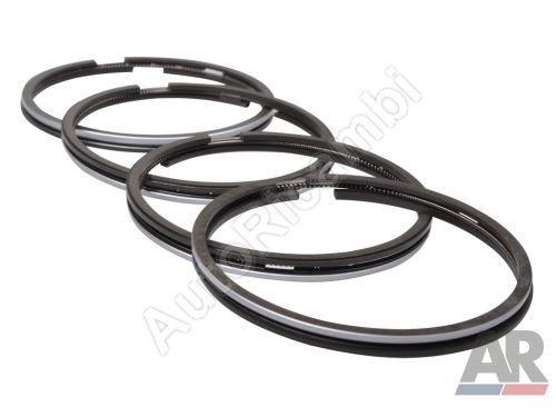 2992540 Piston rings Iveco Daily, Fiat Ducato 2,3 STD