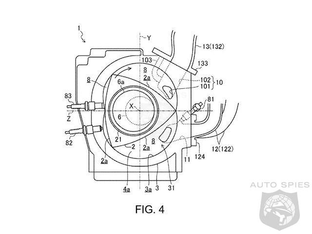how mazda rotary engine works