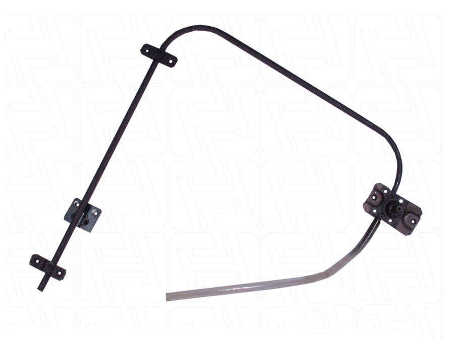 VW Classic Bus Left Window Regulator > T2 Bay 1968-1979