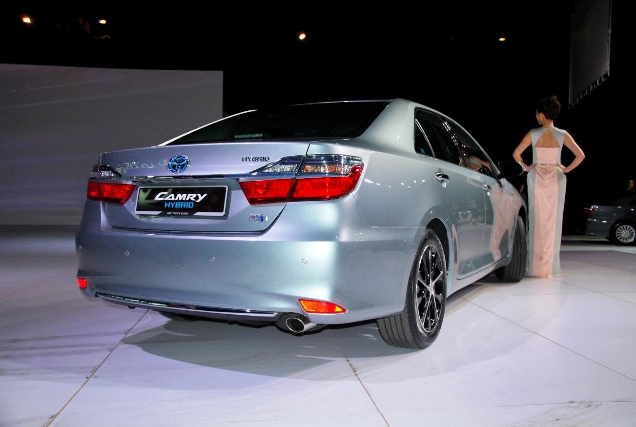 all new camry 2018 malaysia body kit yaris trd sportivo toyota hybrid price unchanged in autoworld com my