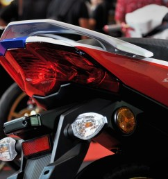 honda dash 125 rear lights close up malaysia boon siew honda [ 1100 x 730 Pixel ]