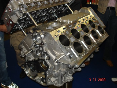 small resolution of the bare block of a veyron engine showing the cylinder configuration