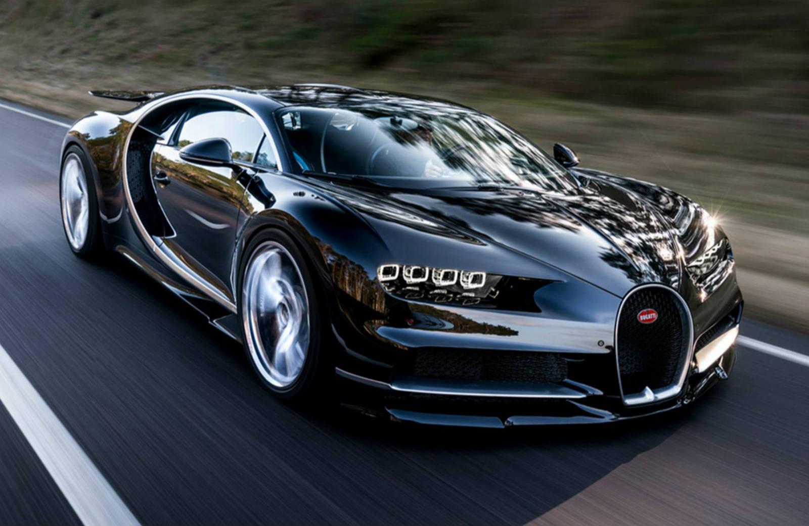 hight resolution of a bugatti chiron