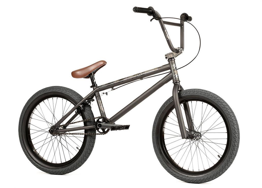 Rower BMX Stereo Woofer 7 Matt Grey : Sklep AveBmx