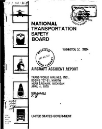 ASN Aircraft accident Boeing 727-31 N840TW Saginaw, MI