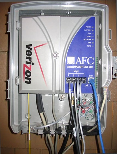 How Is Fios Wired Wiring Diagram