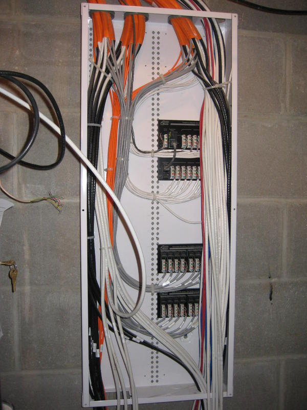 Old House Wiring System