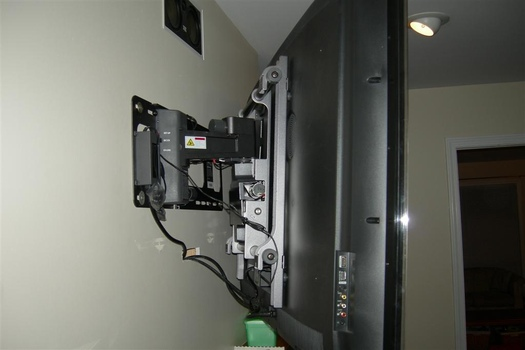 Samsung Auto Wall Mount WMN5090 info  AVS Forum  Home