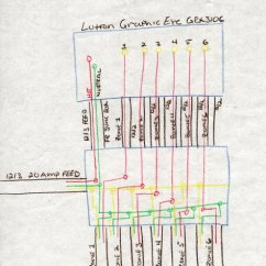 Avs Switch Box Wiring Diagram 2003 Silverado Bose Radio For Lutron Graphic Eye - Forum | Home Theater Discussions And Reviews