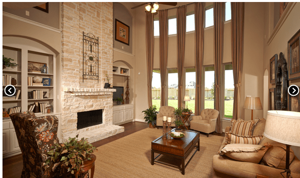 51 for 2 story family room  TV on fireplace  AVS Forum  Home Theater Discussions And Reviews