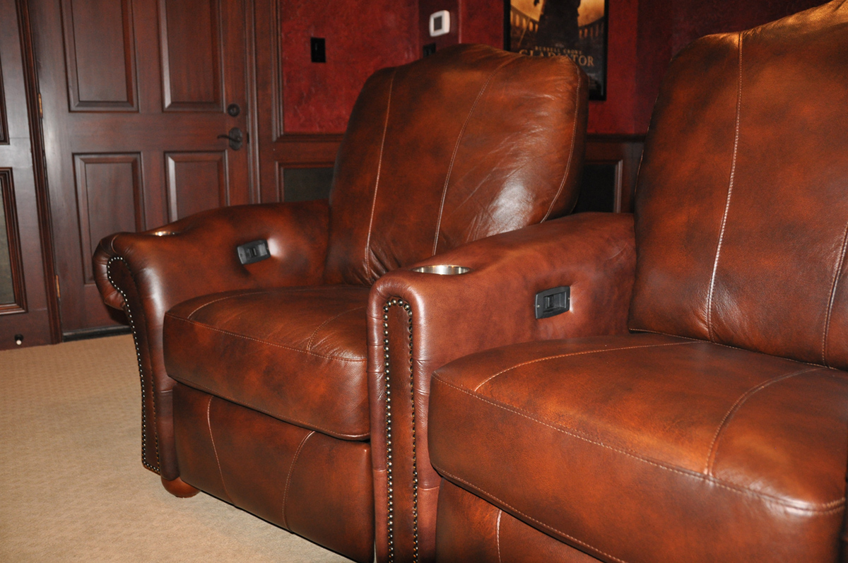 theater chair accessories eclectic dining chairs uk united leather seating avs forum home