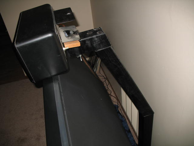 Need suggestions for mounting center channel above 46