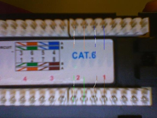 cat6 patch panel wiring diagram 2002 chevrolet trailblazer radio help - avs forum | home theater discussions and reviews