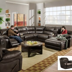 Home Theater Reclining Sectional Sofa Beige Living Room Message My Photo Gallery