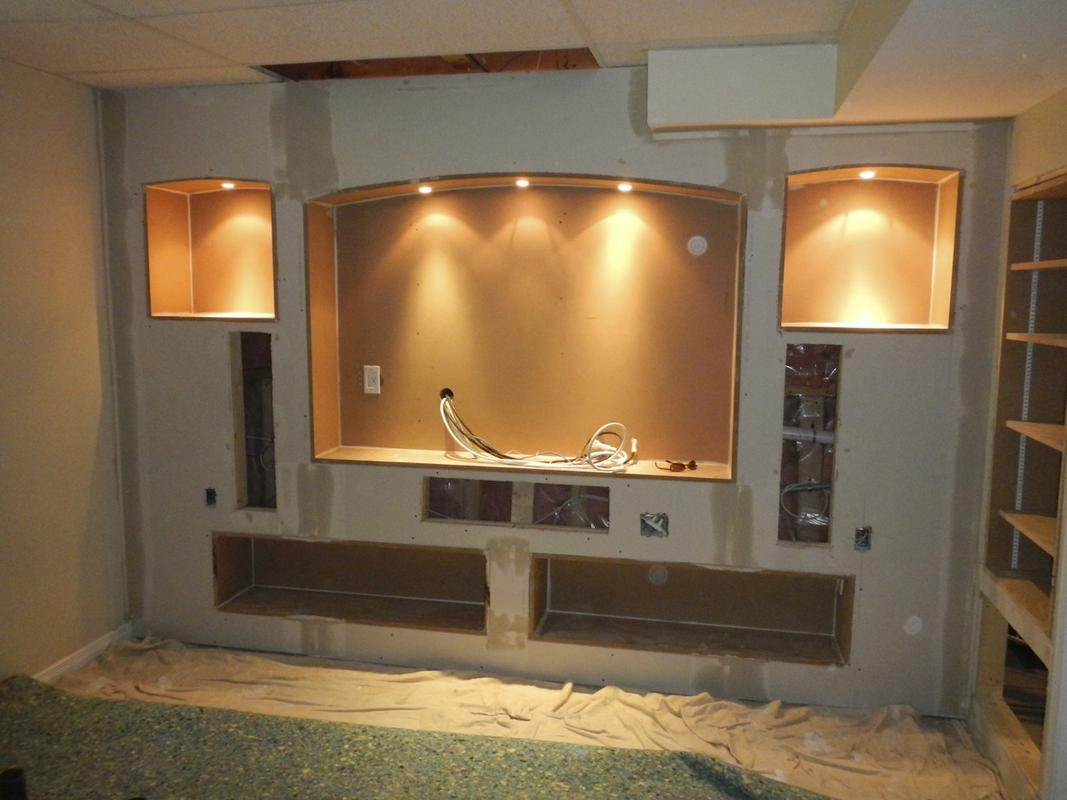 My Modest Home Theatre Build  AVS Forum  Home Theater